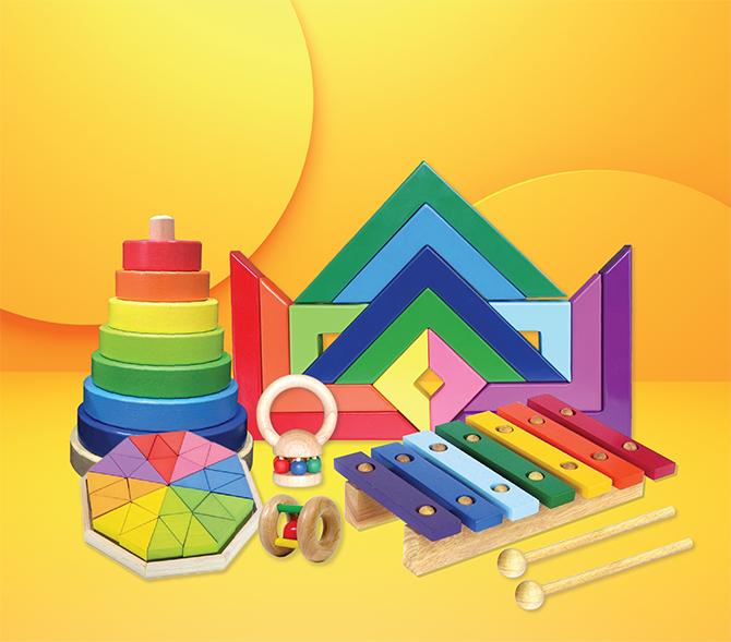 Đồ chơi gỗ ToyBox